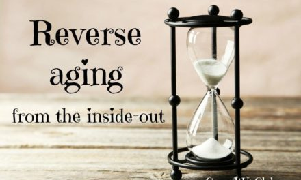Reverse aging from the inside-out