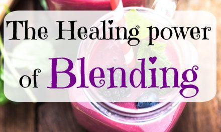 The healing power of blending